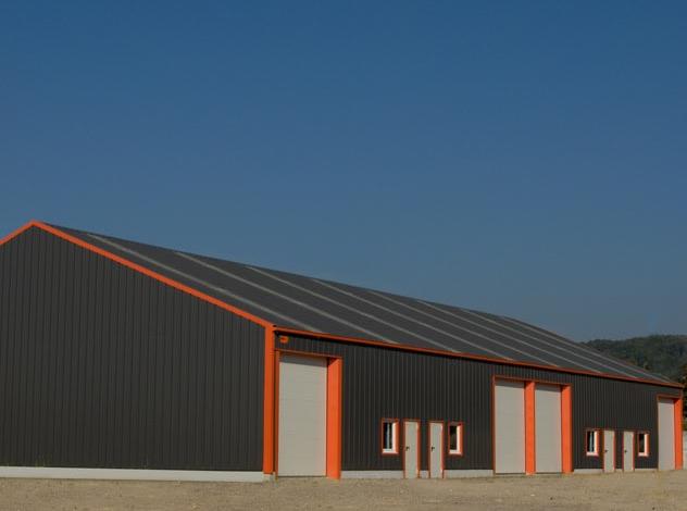 Компанія «МеталСпецМонтаж» проводить монтаж та будівництво швидко монтованих будівель різного